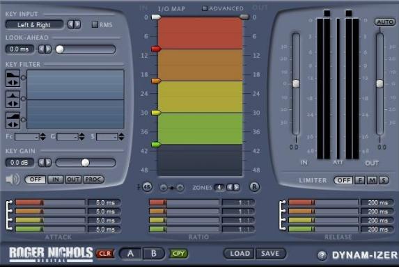 降噪门限VST插件噪音处理插件效果器
